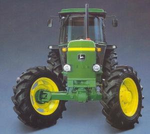 Трактор JOHN DEERE 3040