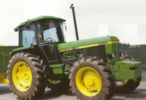 Трактор JOHN DEERE 3350