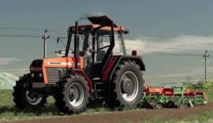 Трактор URSUS