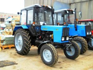 Трактор MTZ-80